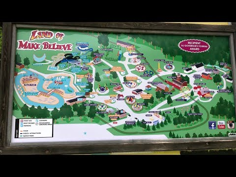 Land Of Make Believe In Hope Nj Bryce S Last Kindergarten Field Trip Youtube
