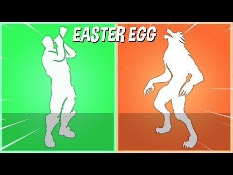 These Fortnite EMOTES Have SECRET Hidden Features..! (Easter Egg)