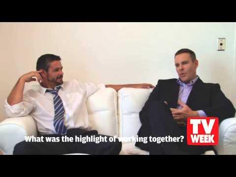 Underbelly: Badness  Matt Nable and Aaron Jeffrey's bromance