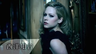 ᴴᴰ  Avril Lavigne 艾薇兒 /. Let Me Go 放手 ft. Chad Kroeger 查德克羅格 中文字幕(Taiwanese/Chinese Sub)