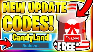 ALL *NEW* SECRET OP WORKING CODES! 🍭CANDY LAND AREA🍭 Roblox Pinata Simulator
