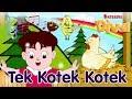 Tek Kotek Kotek Anak Ayam Turun Berkotek Diva Bernyanyi