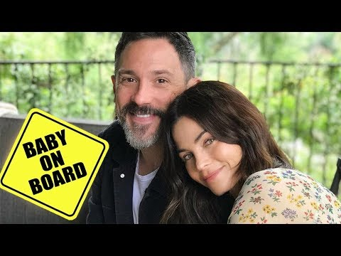 Jenna Dewan Is Pregnant With Baby No. 2, Her First With Boyfriend Steve Kazee