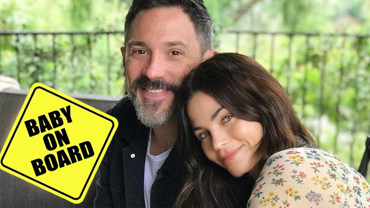 Jenna Dewan expecting 1st child with boyfriend Steve Kazee