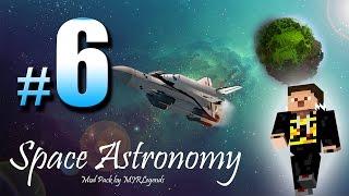MINECRAFT Modokkal | Space astronomy gameplay EP #6 - Mekanism alapok