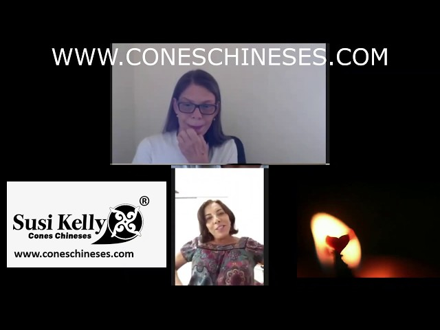 Leni se encontrou no atendimento ONLINE Limpeza Energética Cones Chineses®