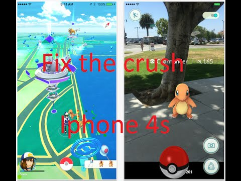 play pokemon on iphone how to play go on iphone 4s fix the crashing 15872
