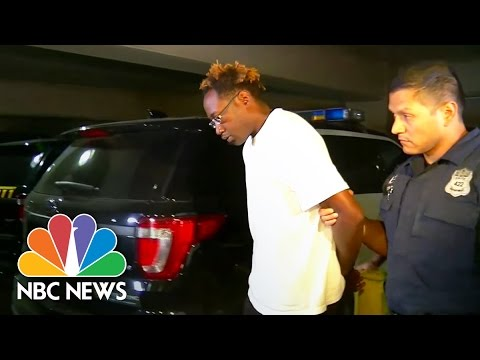 Suspect In San Antonio Police Shooting Apologizes | NBC News