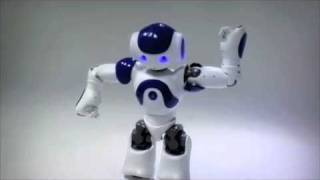 Robot Movement Audio - Sound Design