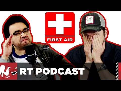 RT Podcast: Ep. 350 - Michael and the First Aid Squad