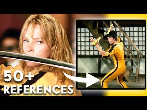 All 58 References In Kill Bill Vol. 1 | Vanity Fair