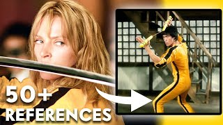 All 58 References in Kill Bill Vol. 1 | Vanity Fair