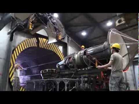 Lets Fix a Big Jet Engine