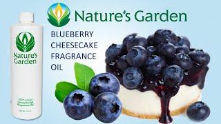 Blueberry Cheesecake Fragrance Oil - Natures Garden