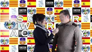 Футбольная академия в Барселоне SWA: Интервью с Дмитрием Бабич