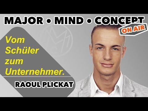 Raoul Plickat: Spezialist für Online-Brandbuilding und Investor