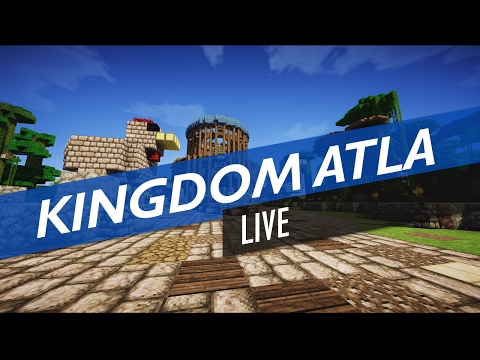 THE KINGDOM ATLA: Resources verzamelen!