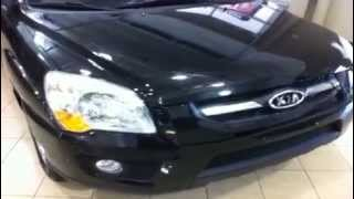 2010 Kia Sportage AWD 4Door V6 Auto LX Used SUV at Sherwood Park Toyota Scion