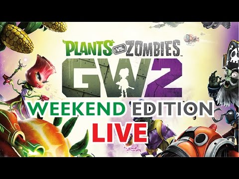 Minggu RUSUH!! PVZ - Plant vs Zombies Garden Warfare 2 - Jooomers LIVE PS4
