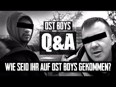 OST BOYS Q&A WIE SEID IHR AUF OST BOYS GEKOMMEN?