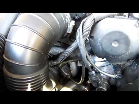 Mercedes W211 Idler Pulley Replacement   Doovi
