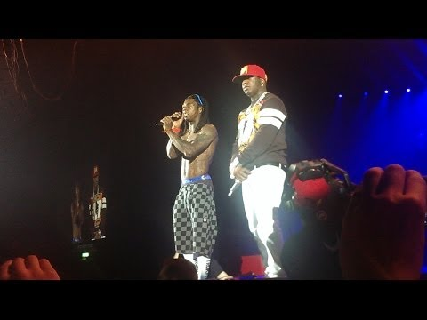 Lil Wayne perform 'Tapout' Live with Birdman and Mack Maine