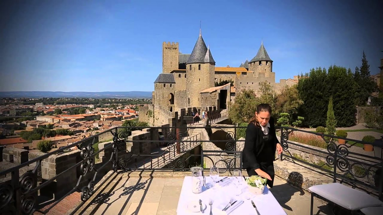 Mgallery carcassonne hotel de la cite youtube for Hotels carcassonne