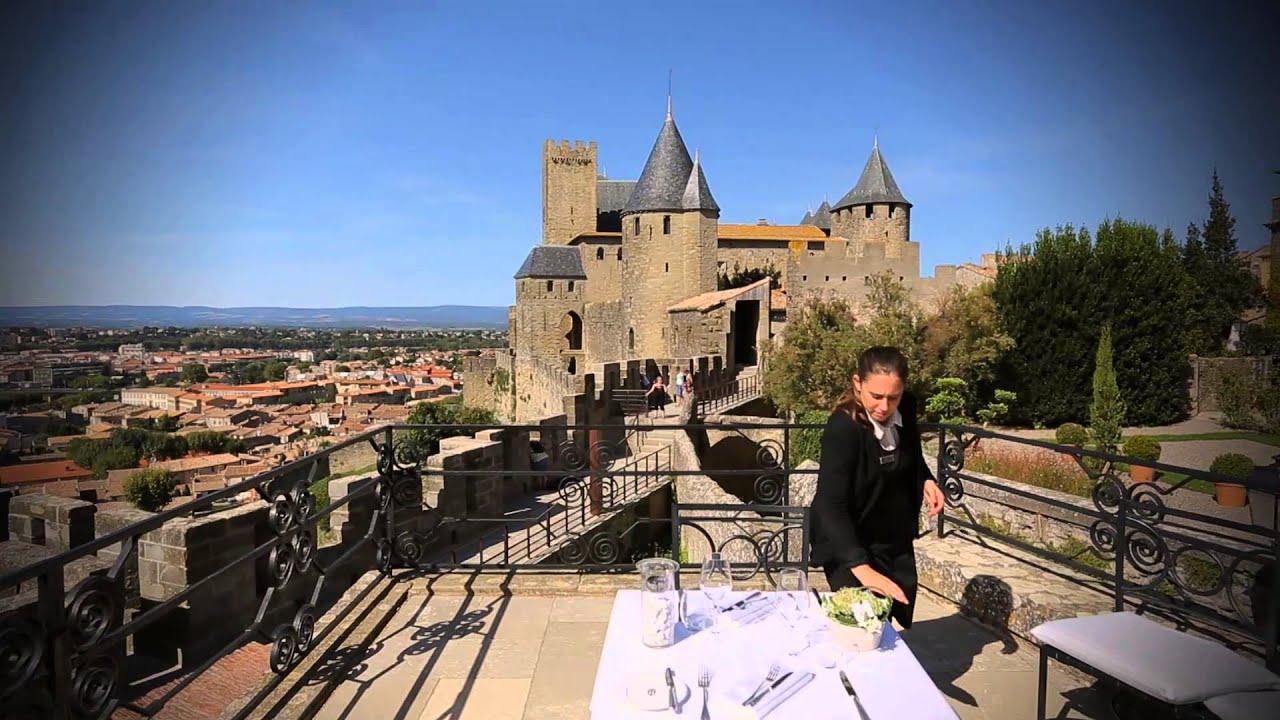 mgallery carcassonne hotel de la cite youtube. Black Bedroom Furniture Sets. Home Design Ideas