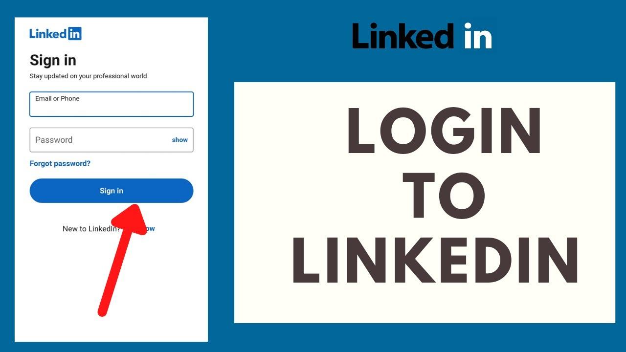 LinkedIn Login 20   linkedin.com login   linked in app   YouTube