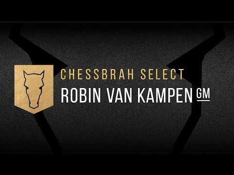 Robin van Kampen Banter Blitz | Chessbrah SELECT