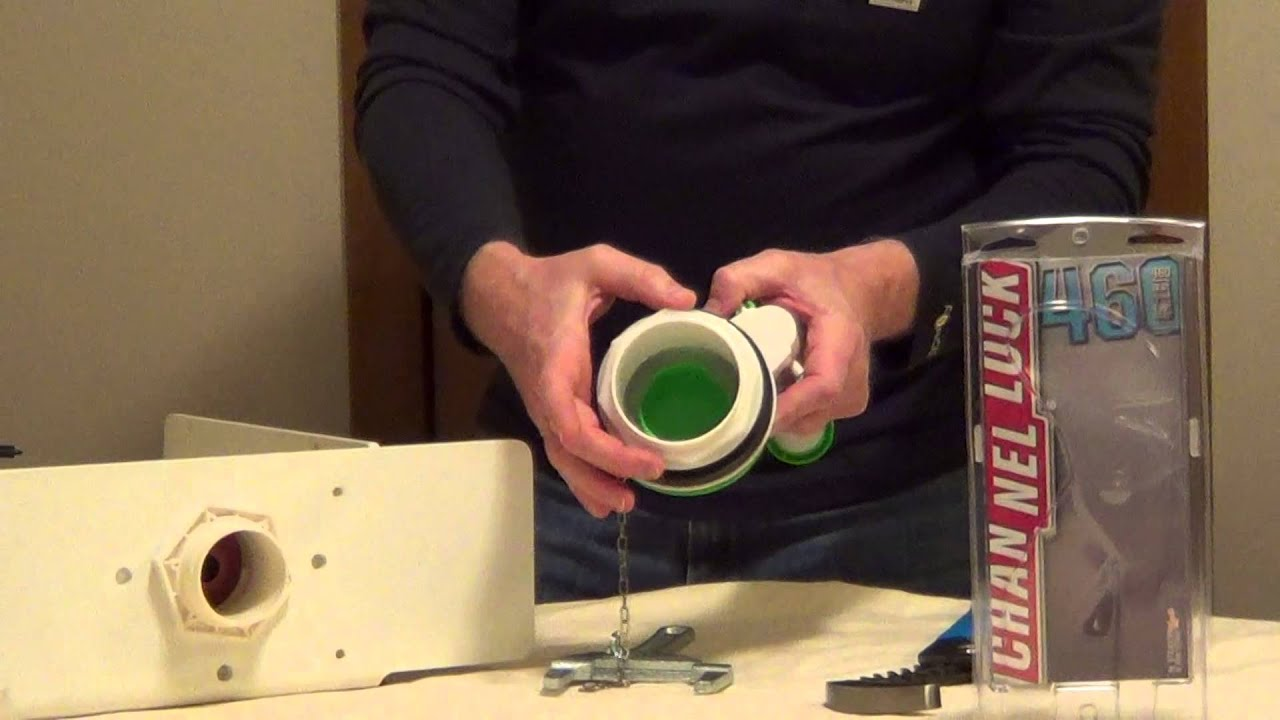 3 inch toilet flapper. Tool to Replace 3 inch Toilet Flush Valve  YouTube