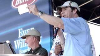 30, ESPN Bassmasters Elite Series $100,000.00  Exclusive Pre-Broadcast Footage, 2009 - The Elite 12