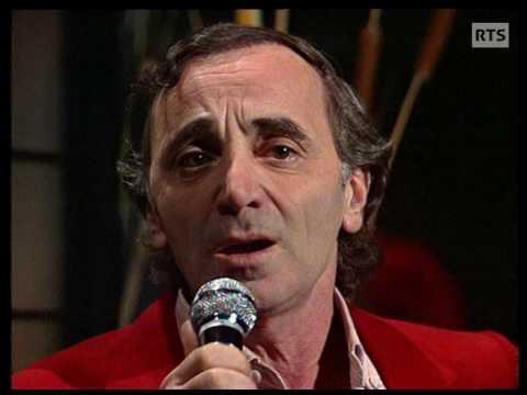 Charles Aznavour - Ave Maria (1979)