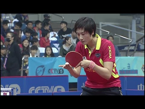 (Live) 2018 Chinese Super League Table Tennis - Woman's