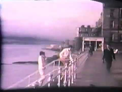 1963 film Greenock Scotland Cloch Lighthouse Lunderston Bay Gourock My Video 68