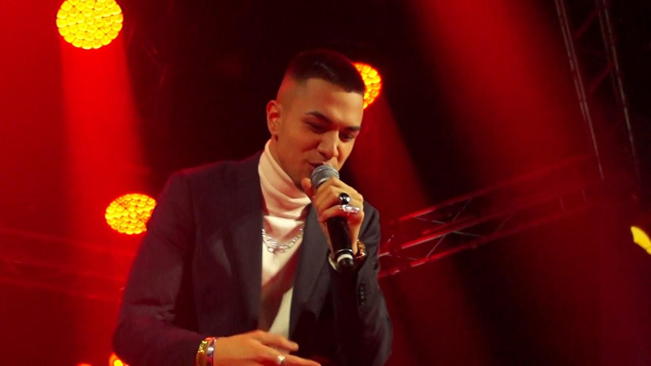 """Liamoo: Framför Live """"Last Breath"""" På Melodifestivalens"""