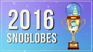 2016 snoGlobes - Video Game Awards