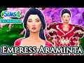 EMPRESS ARAMINTA   The Sims 4: CAS Makeover Video