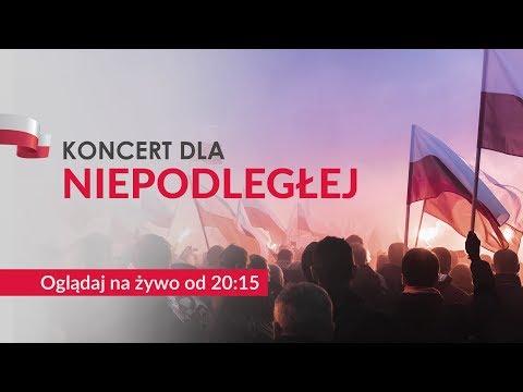 Koncert dla Niepodległej - PGE Stadion Narodowy [NA ŻYWO]