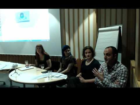 British Library Digital Conversations: EThOS & Multimedia PhD Theses (2/2: Panel)