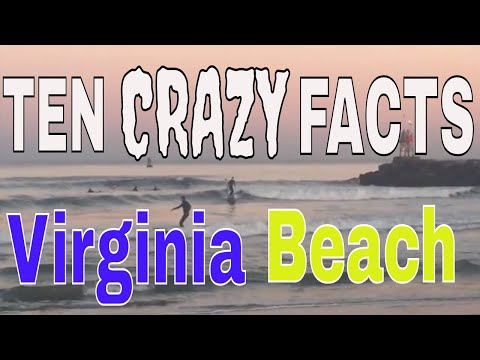 Top Ten Crazy Facts about Virginia Beach!