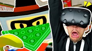 SONO STATO RAPINATO IN VR!! | Job Simulator #2
