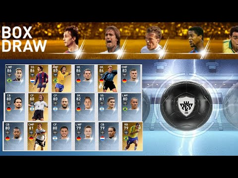 THE GREATEST PES 19 MOBILE PACK OPENING EVER
