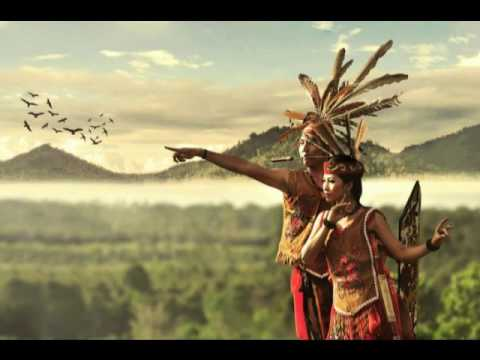 lagu DAYAK full album 2016-2017