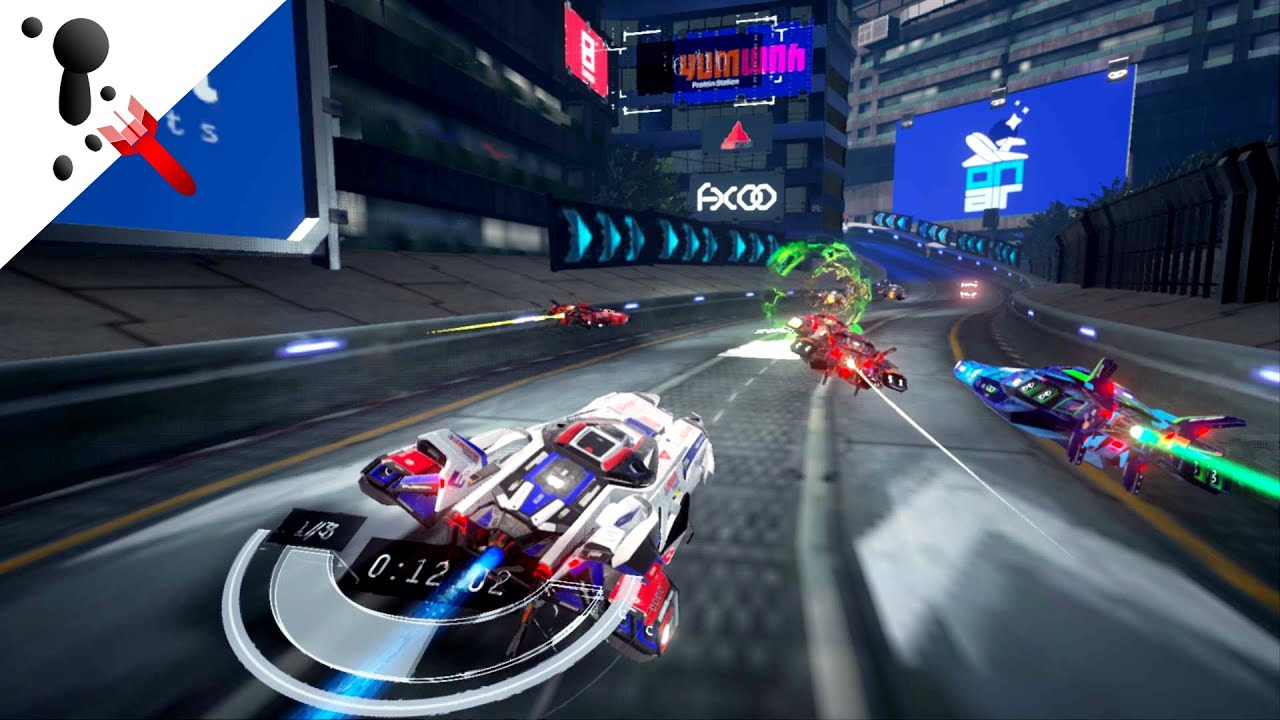 Wipeout Hd Wallpaper Wipeout 4 Formula Fusion Is Coming Anti Gravity Racing