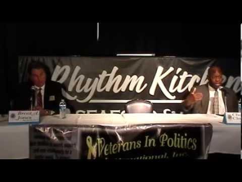 Charles J. Clark vs. Brent Jones - Nevada State Assembly Primary Debate