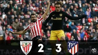Atletico Madrid vs Athletic Bilbao 3-2 All Goals & Highlights 10/11/2018 HD