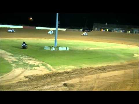 Albany Motor Speedway 7-11-15 Southern States Midget Series Feature