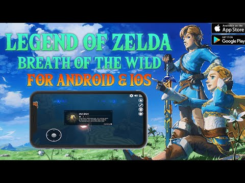 Legend Of Zelda: Breath Of The Wild Mobile Download (Android & IOS)