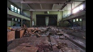 Go Inside Abandoned School in Herkimer, New York